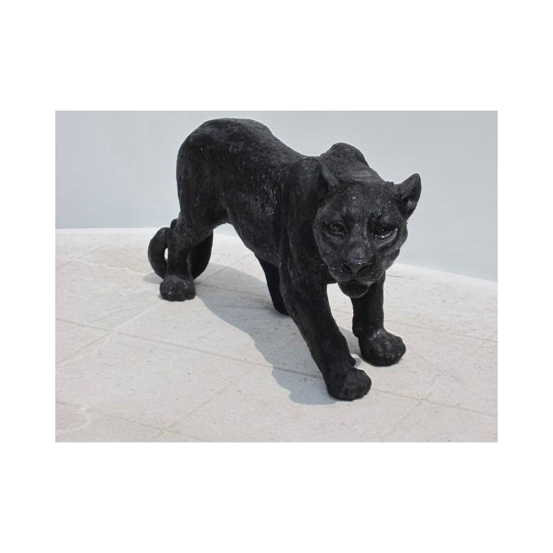 statue panth re noire