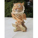 Trophée  tigre du bengal