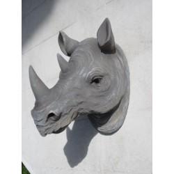Réplique rhinocéros noir