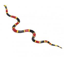 Serpent corail   PVC